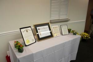 Elected Officials send us impressive proclamations